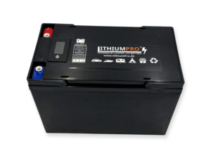 Lithium batteri 50AH lifepo4