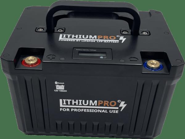 lithium100AH 200A blutoosh